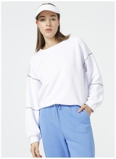 Fabrika Comfort Sweatshirt Beyaz